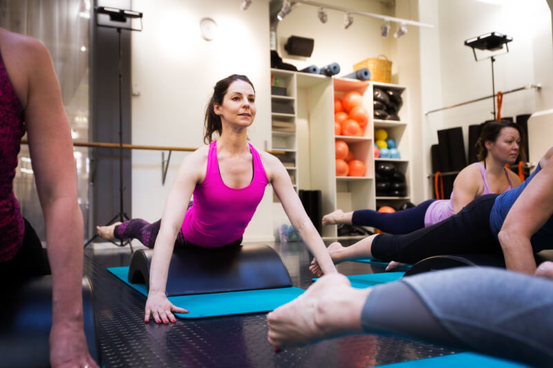 stott pilates workshops